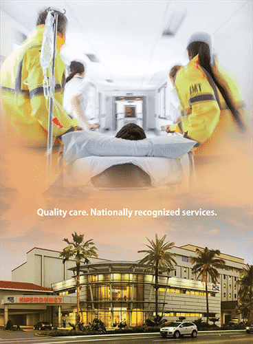 MODERNIZATION PROJECT AT THE NCH BAKER HOSPITAL DOWNTOWN EMERGENCY DEPARTMENT (ED)